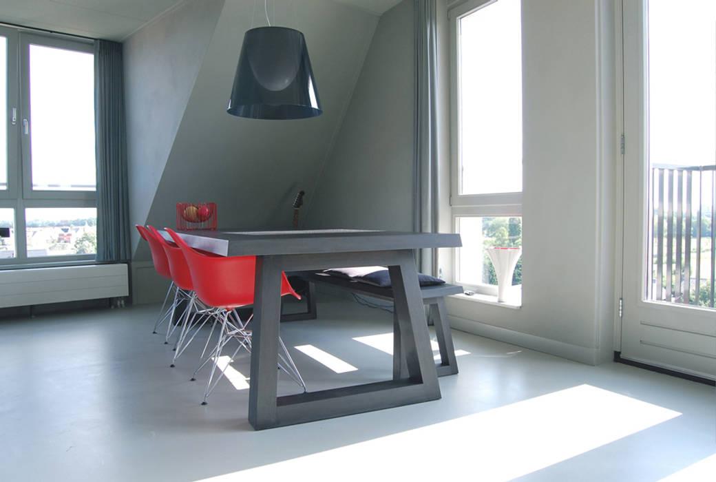 Penthouse:  Eetkamer door CioMé