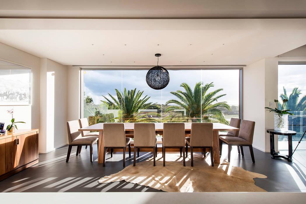 Salas de jantar  por D-Max Photography