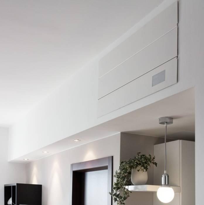 Livings de estilo  por gk architetti  (Carlo Andrea Gorelli+Keiko Kondo), Moderno