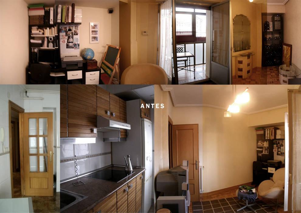 Salón-coina: Salones de estilo moderno de interior03