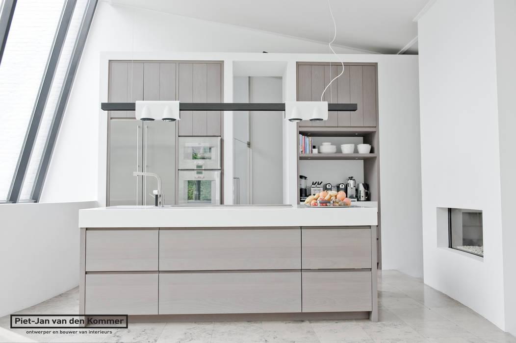 Keuken:  Keuken door Piet-Jan van den Kommer