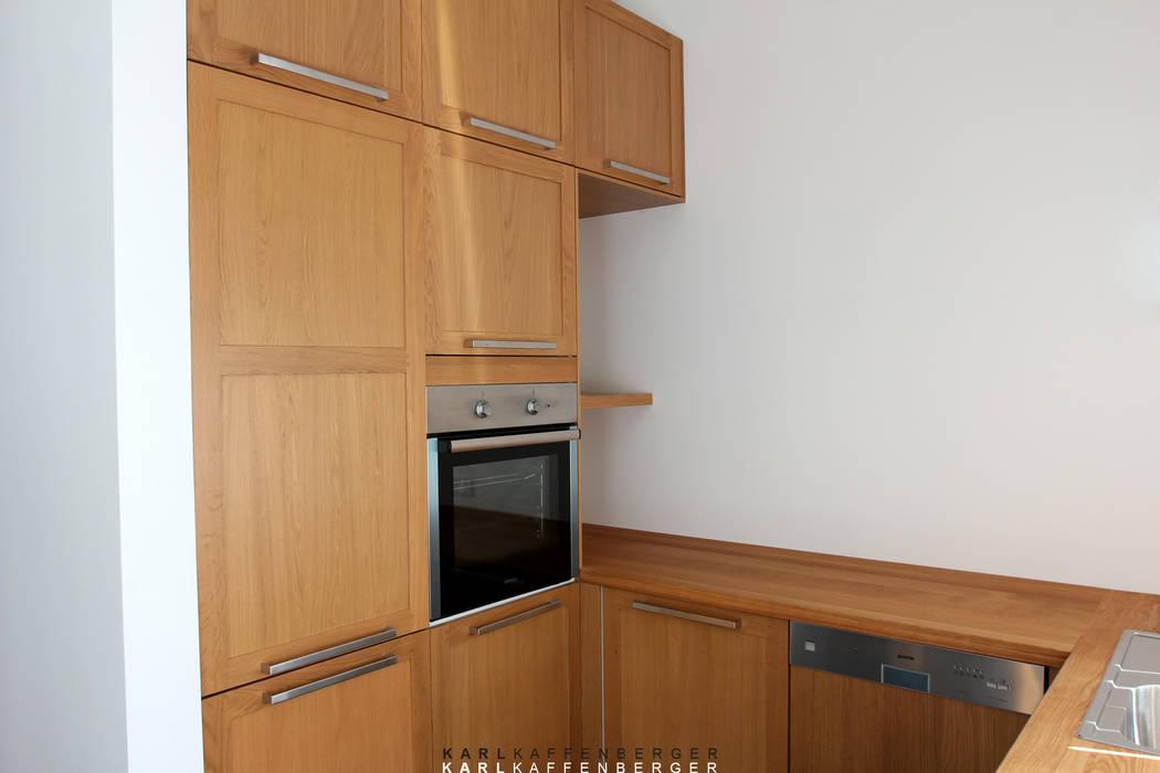 Historisches Torhaus im Odenwald Moderne Küchen von Karl Kaffenberger Architektur | Einrichtung Modern