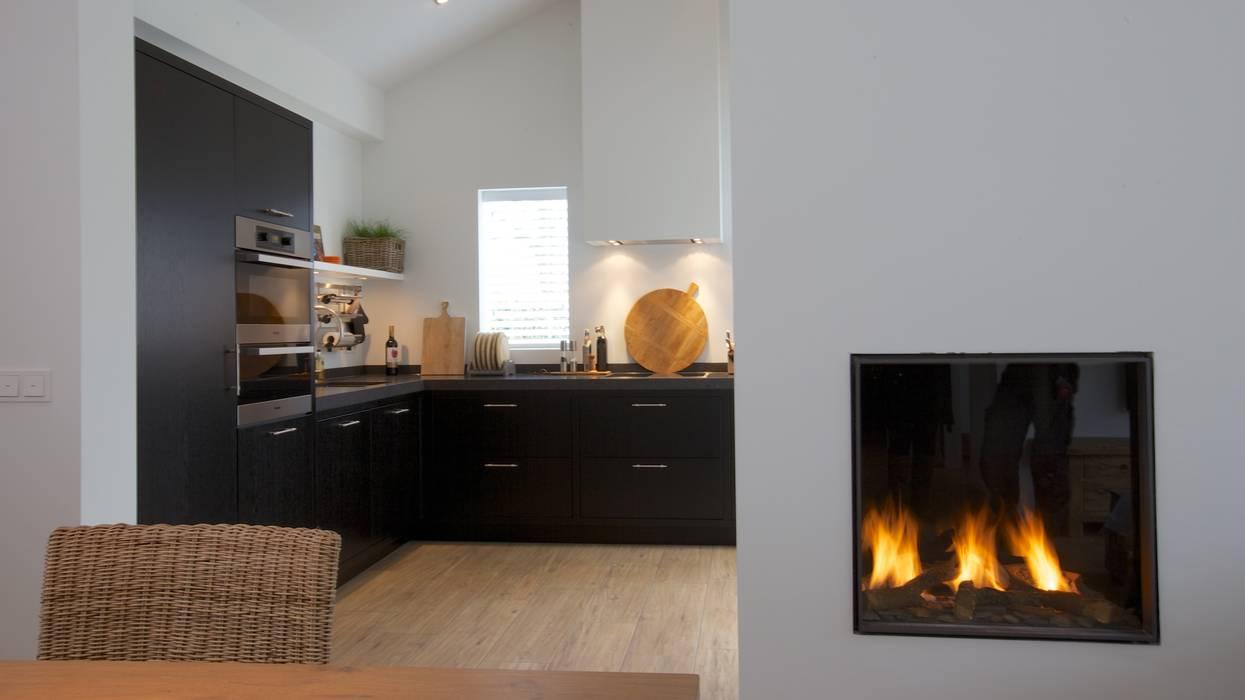 Keuken op maat gemaakt Moderne keukens van Antonisseninterieurbouw Modern