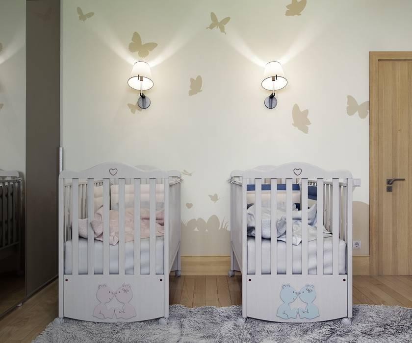 Nursery/kid's room by Максим Любецкий, Minimalist