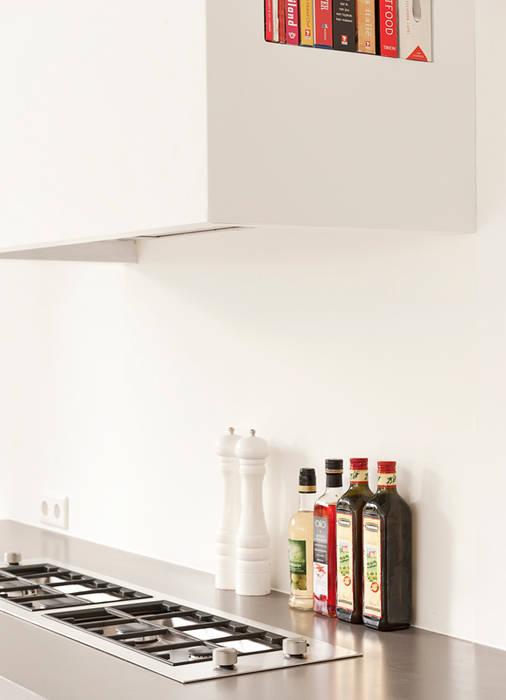 Ontwerp aanbouw leefkeuken Moderne keukens van Jolanda Knook interieurvormgeving Modern