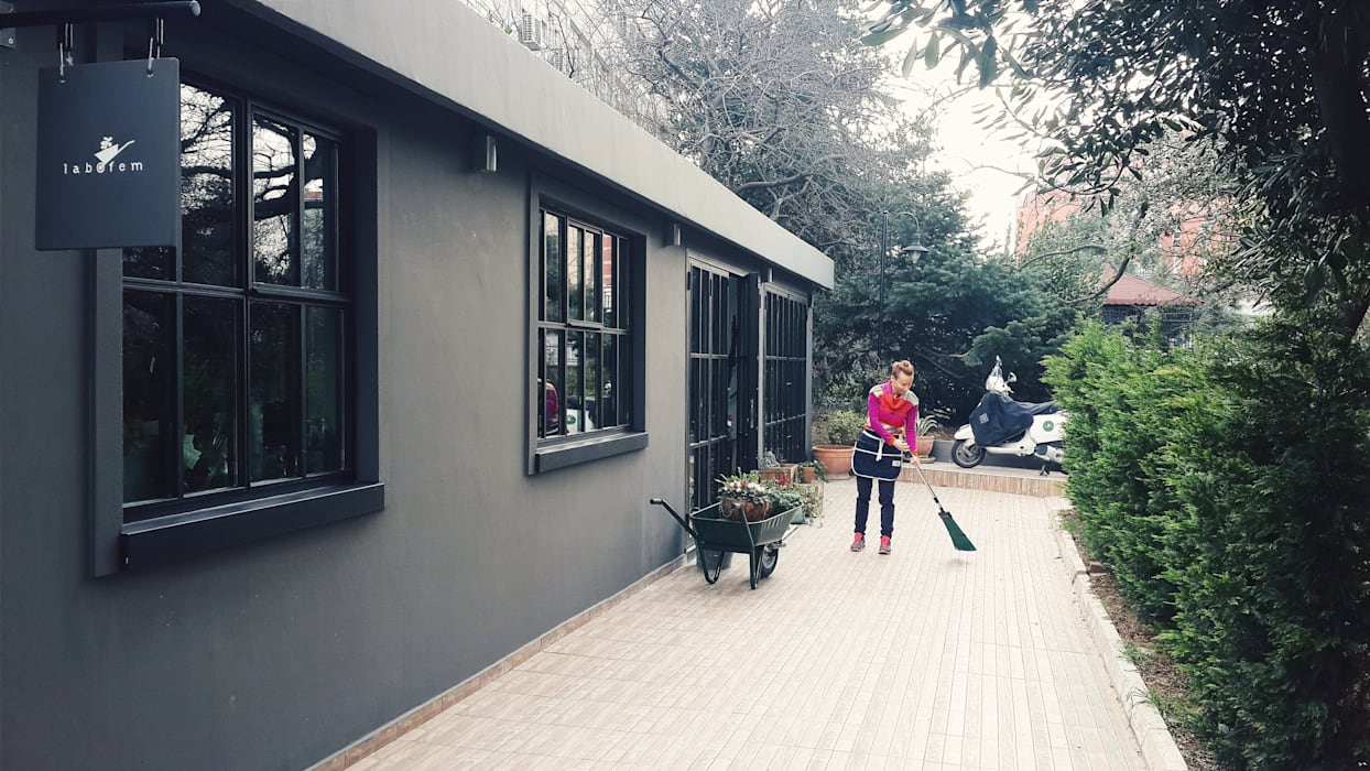 labofem – Opening the shop!:  tarz Dükkânlar
