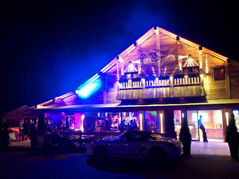 Les Rhodos de nuit: Espaces commerciaux de style  par JFC Mermillod