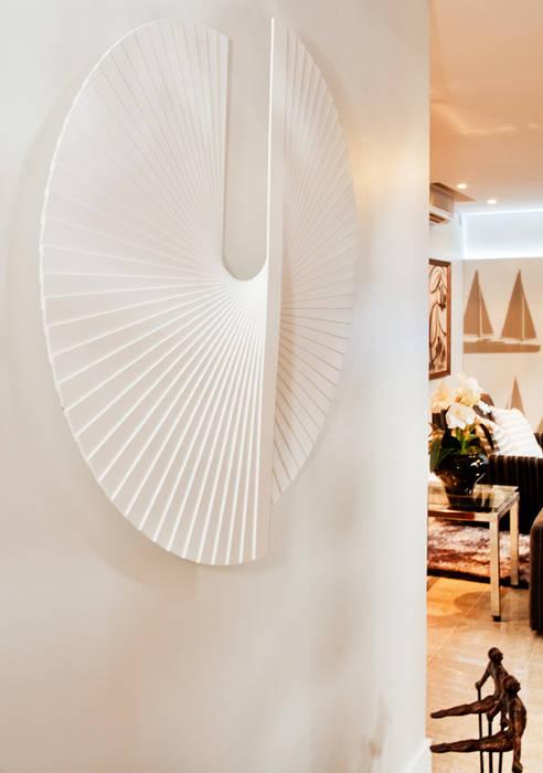 Dinding & Lantai Gaya Rustic Oleh ArchDesign STUDIO Rustic