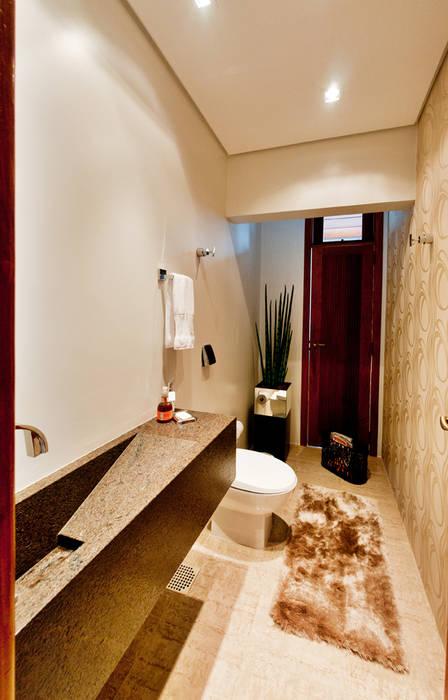 Baños de estilo rústico de ArchDesign STUDIO Rústico