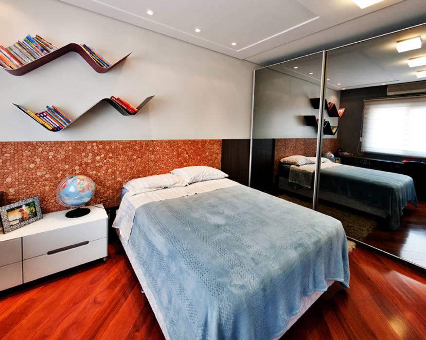 Schlafzimmer von ArchDesign STUDIO, Rustikal