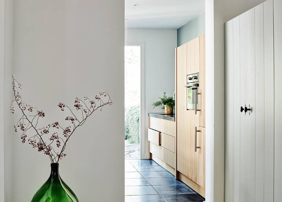 Wonen in het bos Landelijke keukens van Jolanda Knook interieurvormgeving Landelijk
