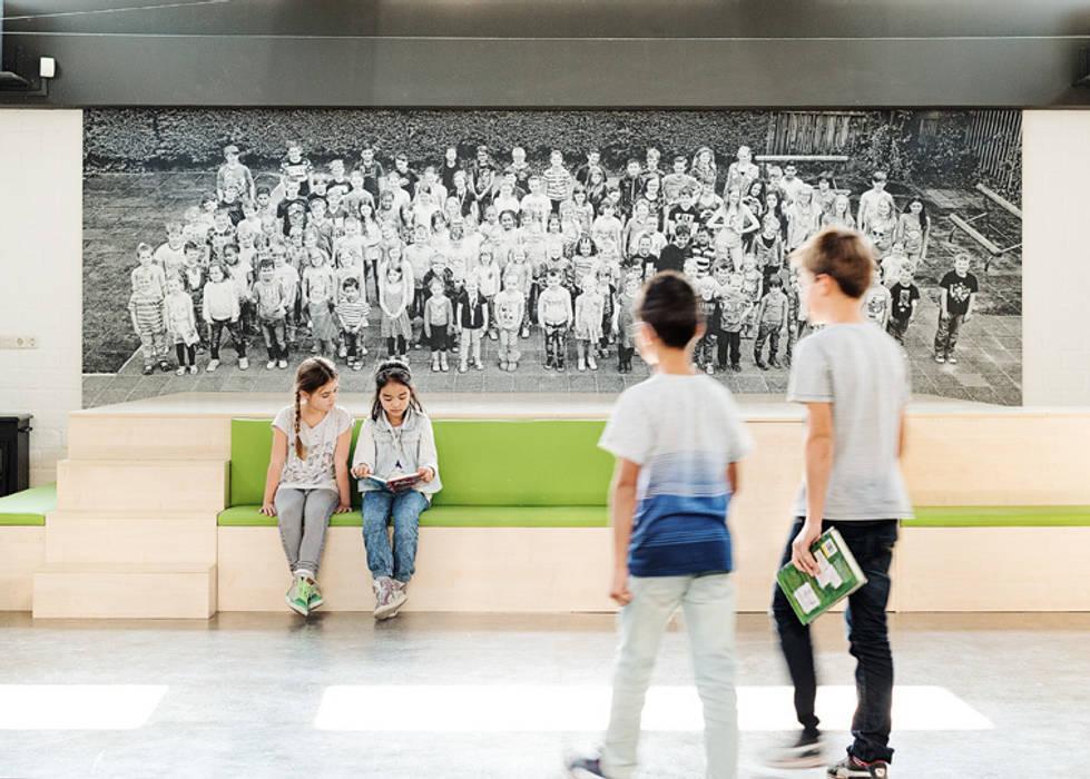 Ontwerp interieur basisschool:  Scholen door Jolanda Knook interieurvormgeving