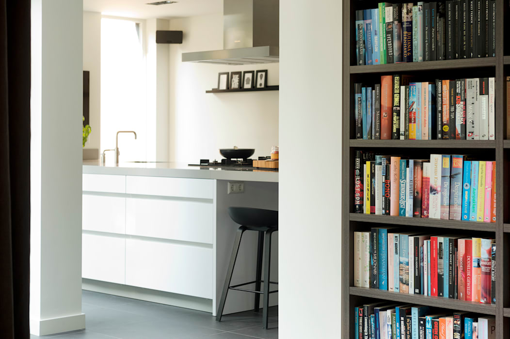 Leefgenot Moderne keukens van homify Modern