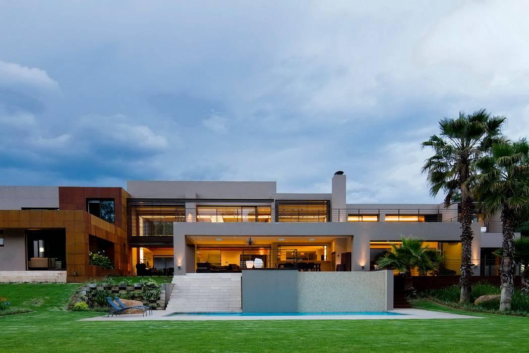 House Sed Casas modernas por Nico Van Der Meulen Architects Moderno