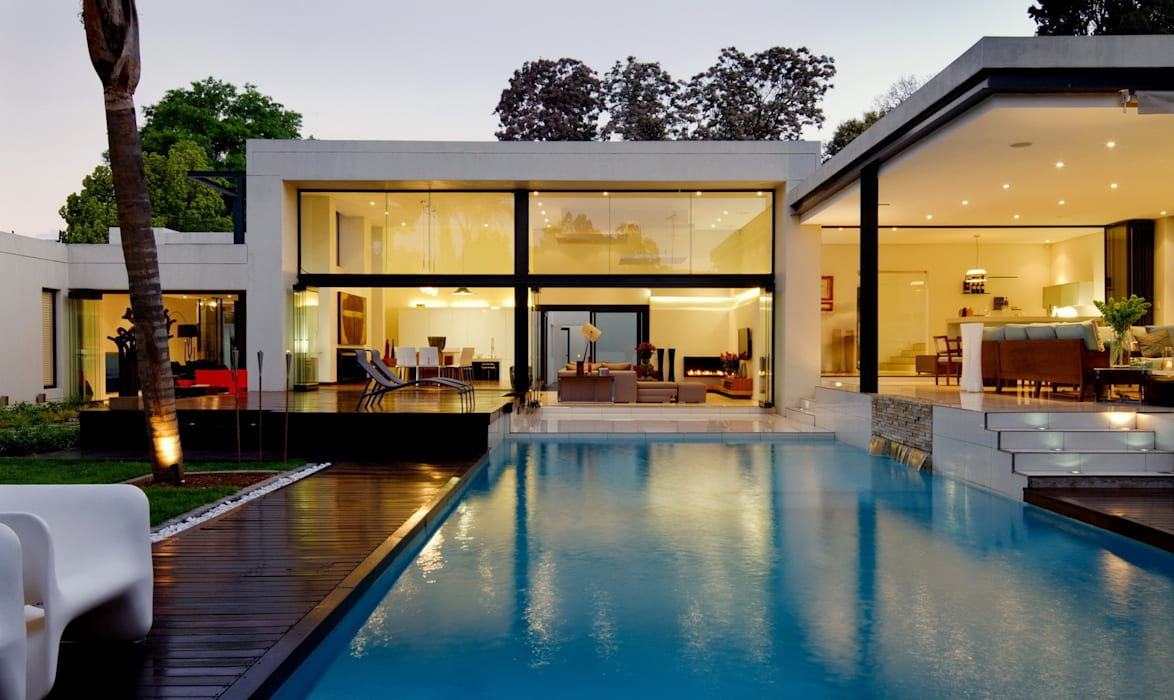 House Mosi :  Houses by Nico Van Der Meulen Architects ,