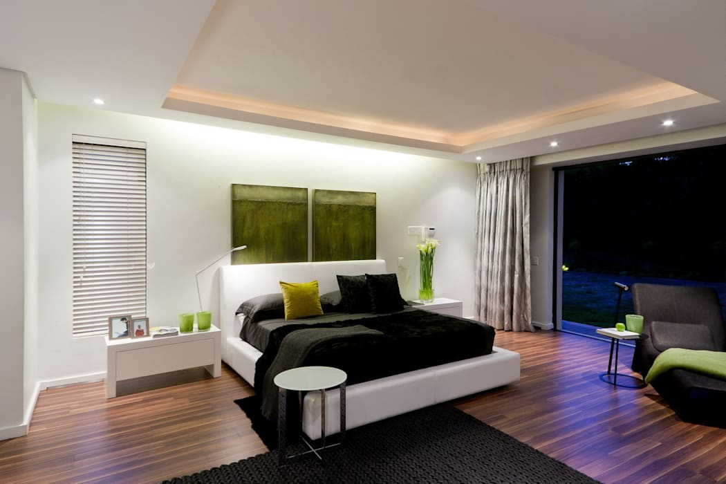 House Mosi Modern style bedroom by Nico Van Der Meulen Architects Modern