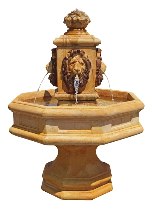 Classical Self Contained Water Fountains:  Garden by Water Garden Ltd,