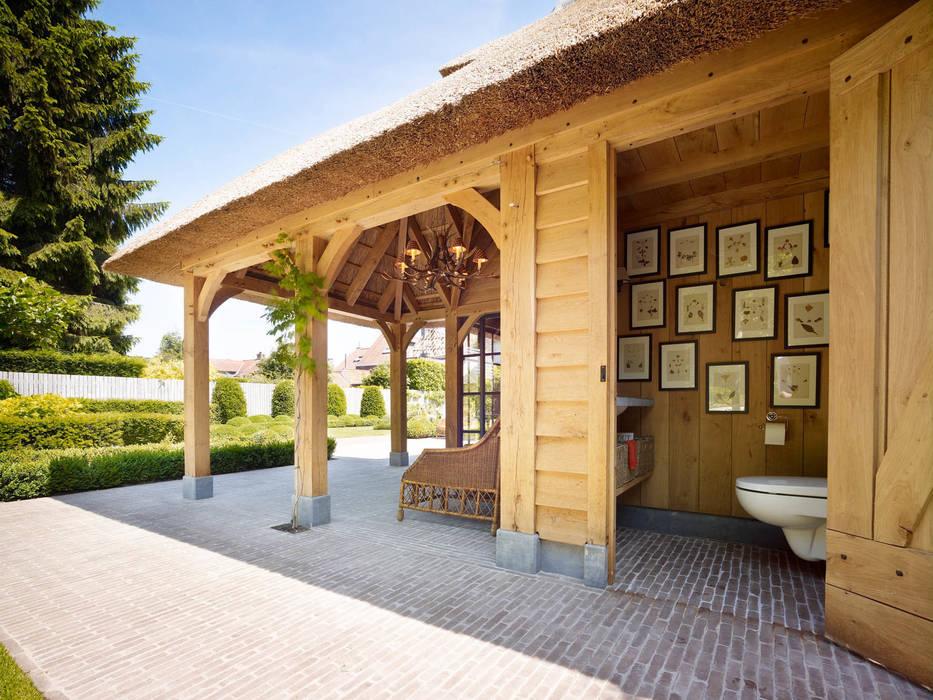 Terrace by Rasenberg exclusieve tuinpaviljoens & eiken gebouwen b.v., Country