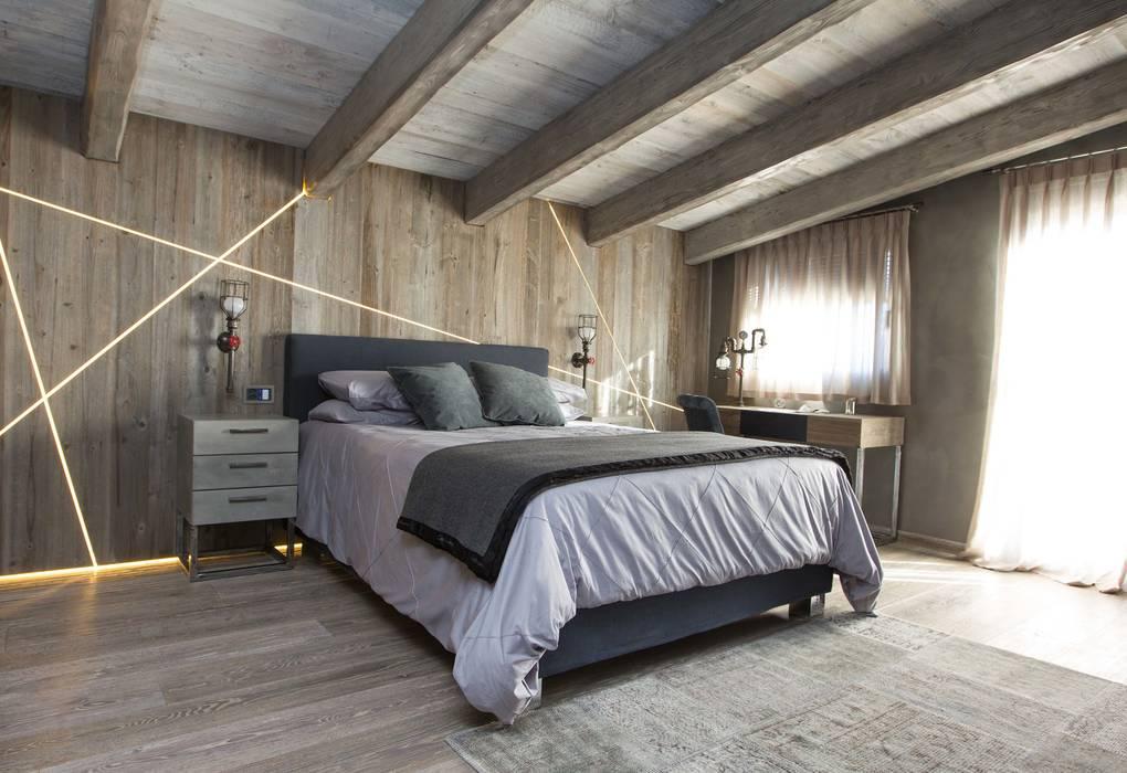Chambre moderne par DF Design Moderne