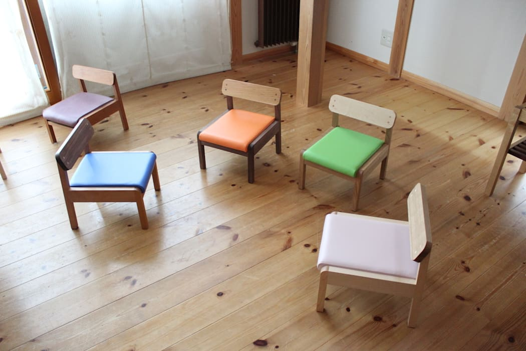 trusty wood works Nursery/kid's roomDesks & chairs