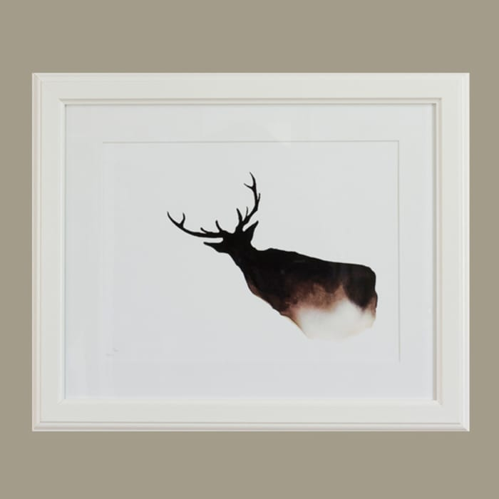 Cairngorms Stag: classic  by Dwelling Bird, Classic