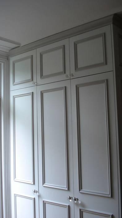 wardrobe woodstylelondon BedroomWardrobes & closets