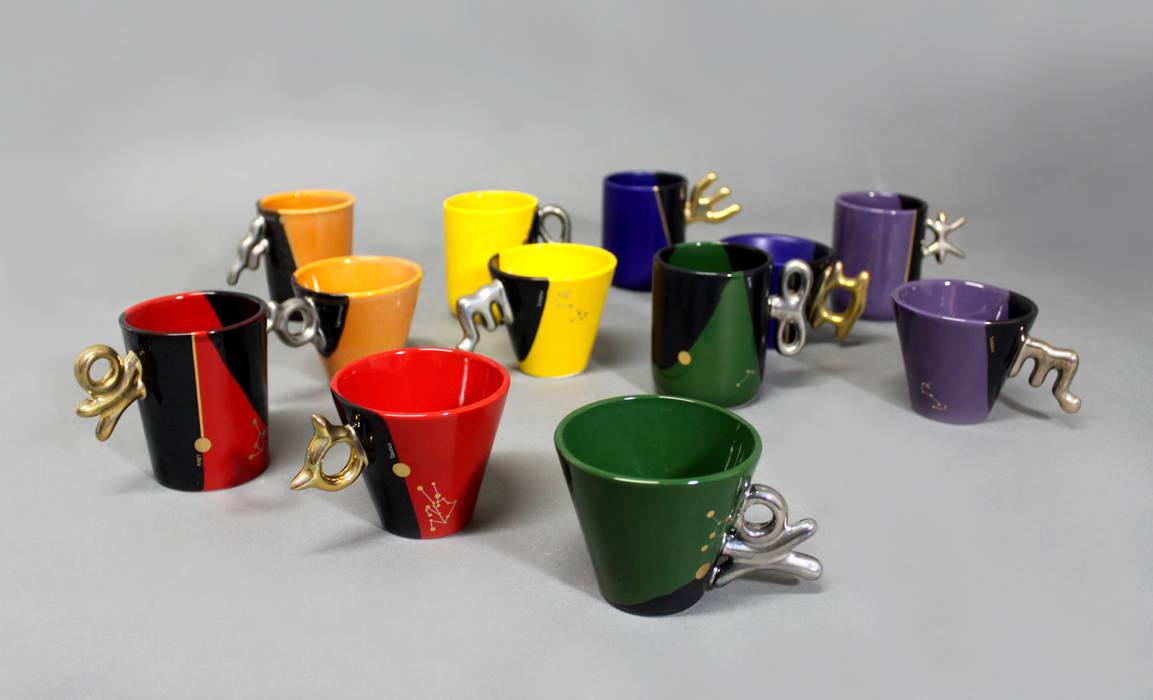 ZODIAC / Espresso (Rainbow) 모던 스타일 전시장 by INCLEAR 모던