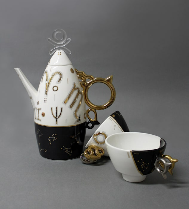 ZODIAC / Tea set: INCLEAR의  전시장