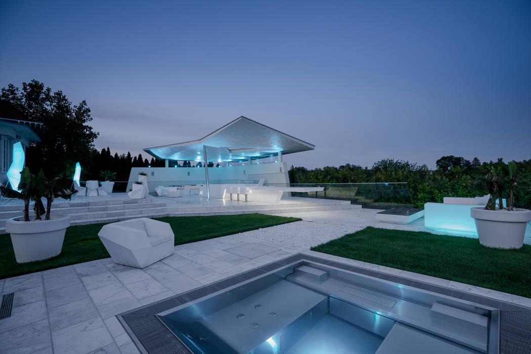 Jardines de estilo moderno de KARL+ZILLER Architektur Moderno