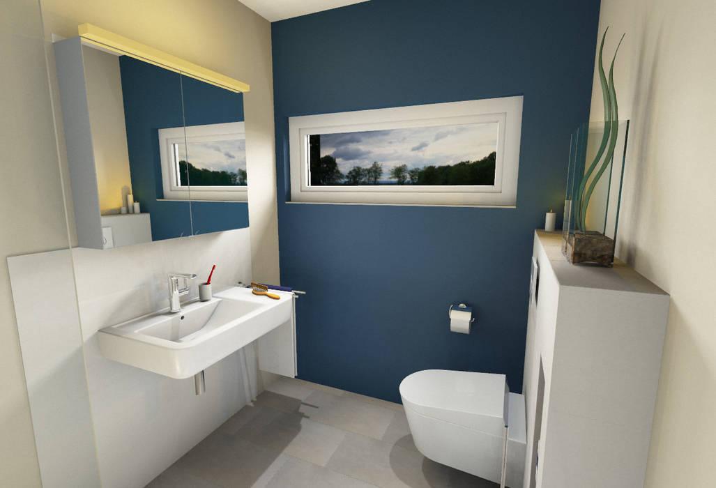 Planung : badezimmer von sascha kregeler badezimmer & mehr | homify
