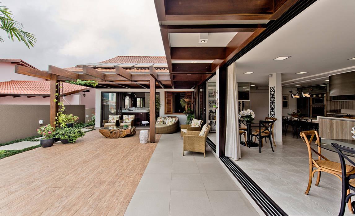 by Espaço do Traço arquitetura Tropical