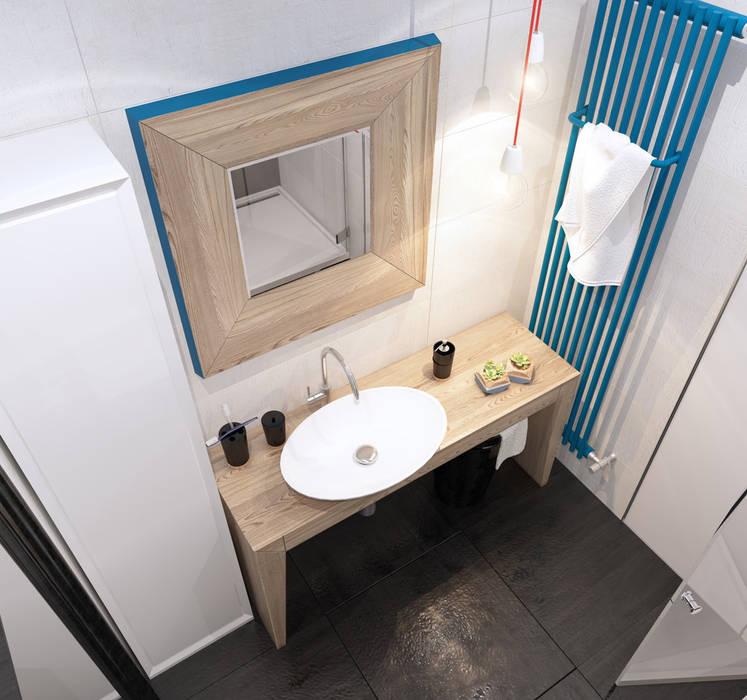 ванная 1: Ванные комнаты в . Автор – Tatiana Shishkina