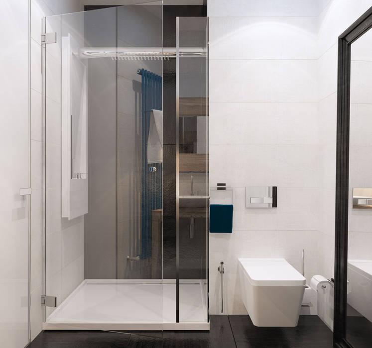 ванная 2: Ванные комнаты в . Автор – Tatiana Shishkina