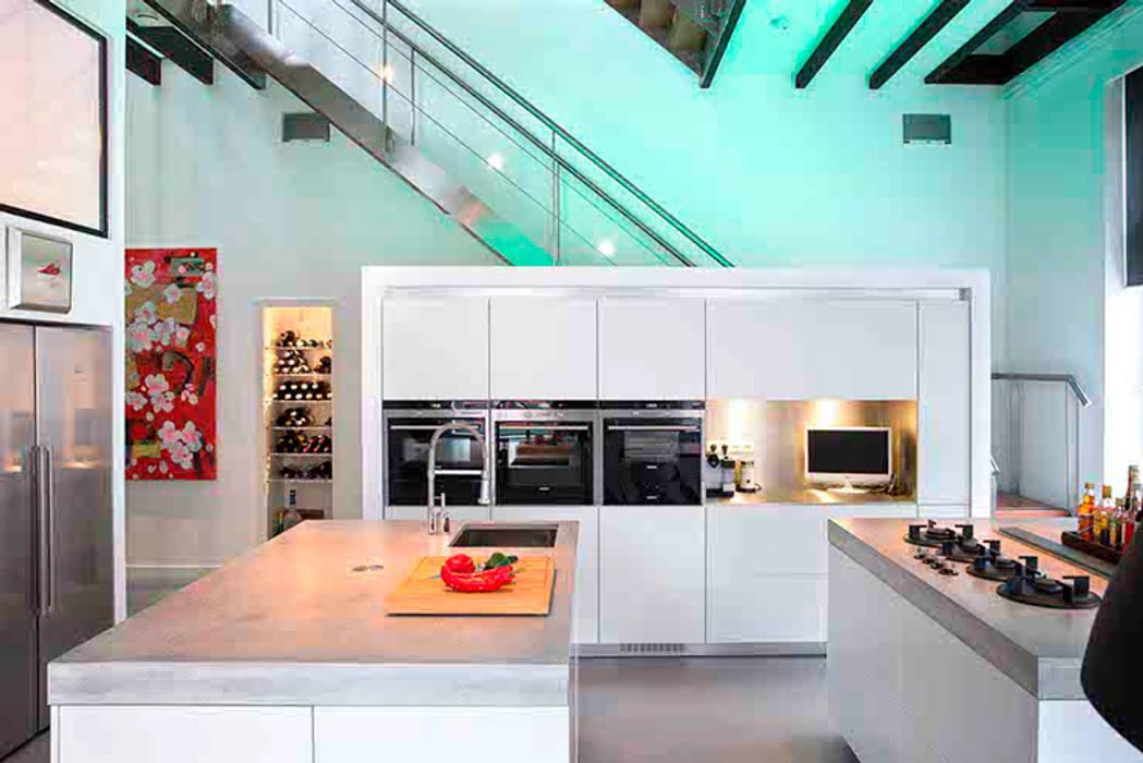 Architectenbureau Den Haag : Schelpstraat den haag keuken door architectenbureau filip mens