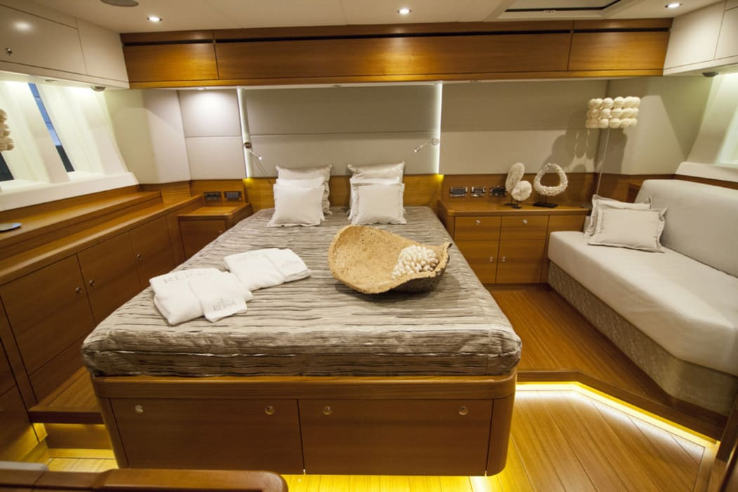 Luxe Zeiljacht Moderne jachten & jets van Interieurvormgeving Inez Burvenich Modern