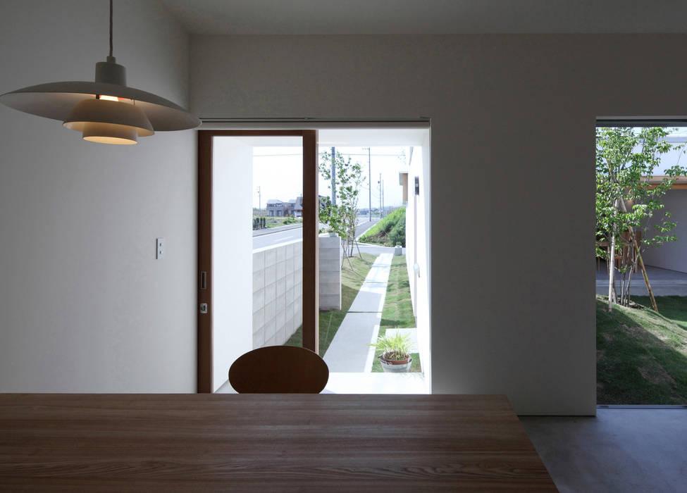 多目的室: 松原建築計画 / Matsubara Architect Design Officeが手掛けた和室です。