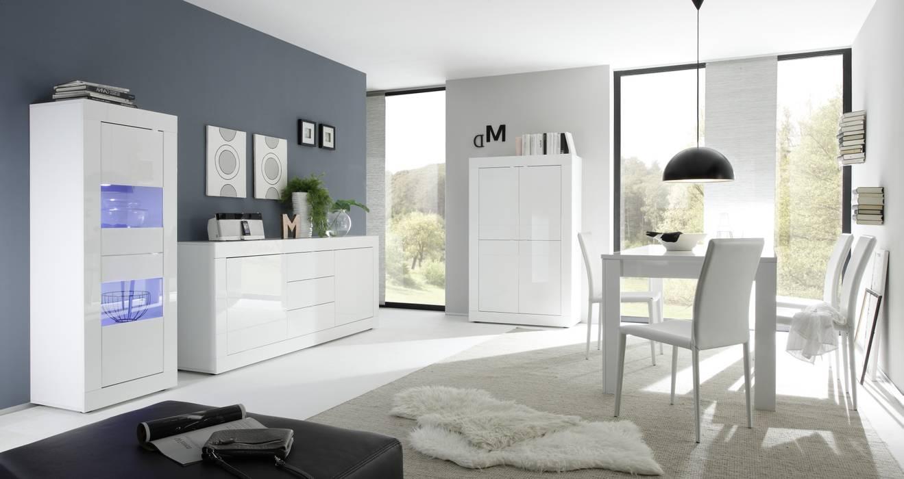 Włoskie meble ORDE : styl , w kategorii Salon zaprojektowany przez mebel4u