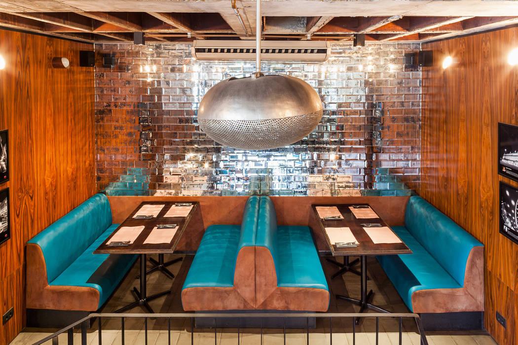 Moderne Gastronomie von MM18 Arquitetura Modern