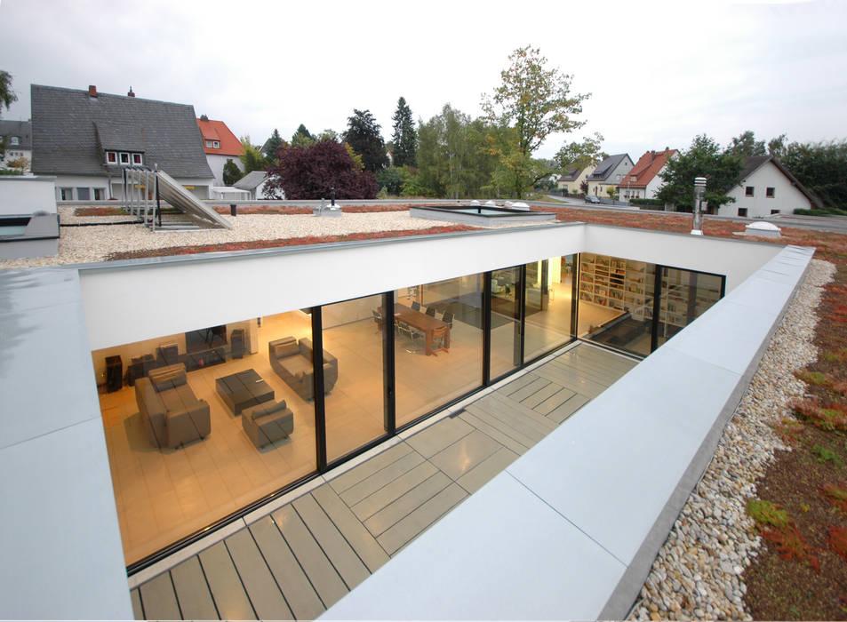 Rumah Modern Oleh Osterwold°Schmidt EXP!ANDER Architekten Modern
