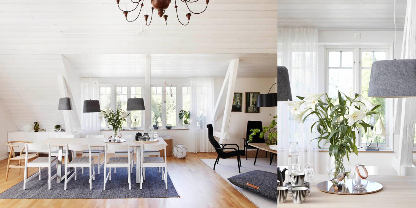Von der scheune zum modernen loft - aussen bullerbü romantik ...