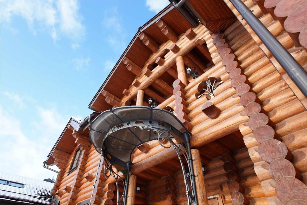 Дом в деревне Дома в стиле кантри от Хандсвел Кантри