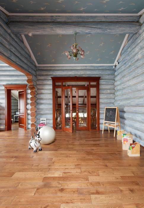 Детские комнаты в . Автор – homify, Кантри