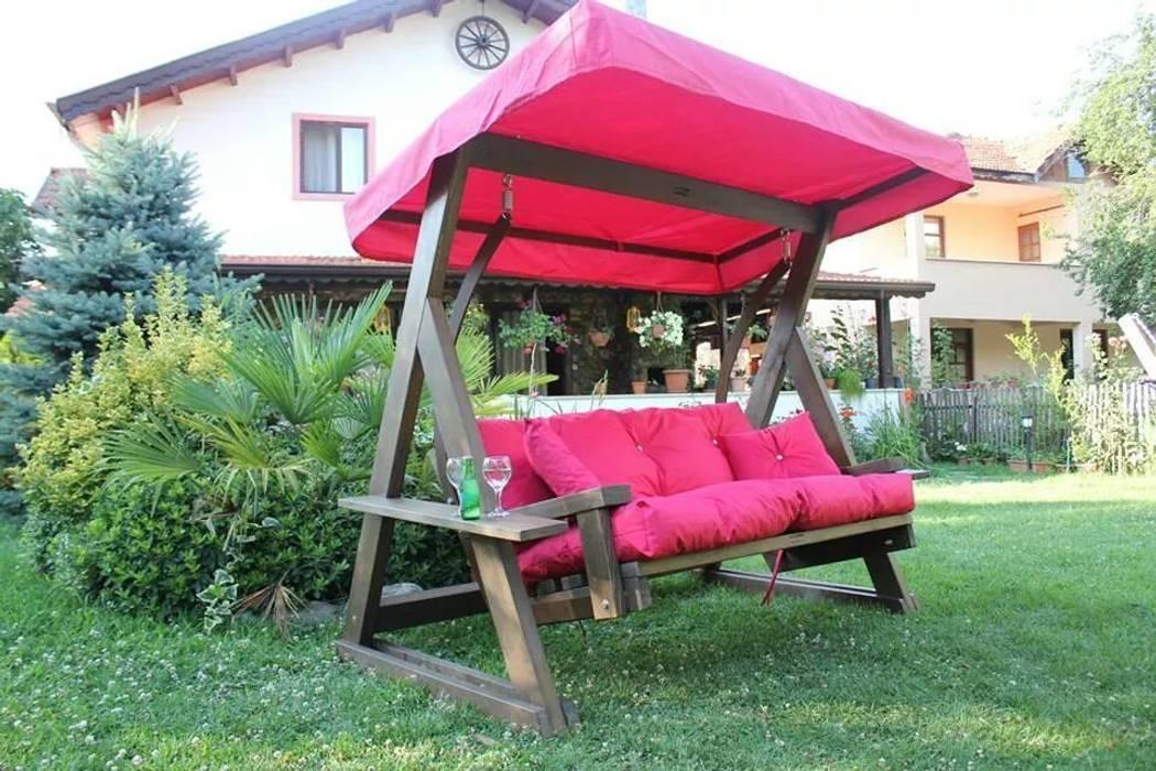 ASM GRUP bahçe mobilyaları ve ahşap uygulamaları Garden Furniture