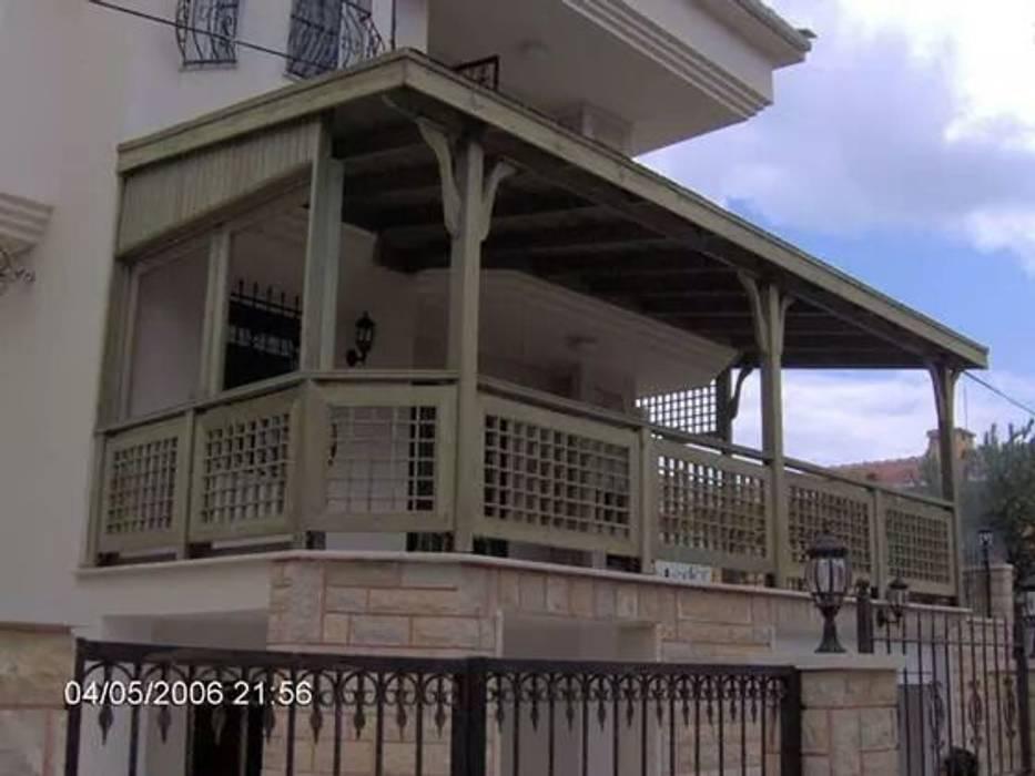 Oleh ASM GRUP bahçe mobilyaları ve ahşap uygulamaları Klasik