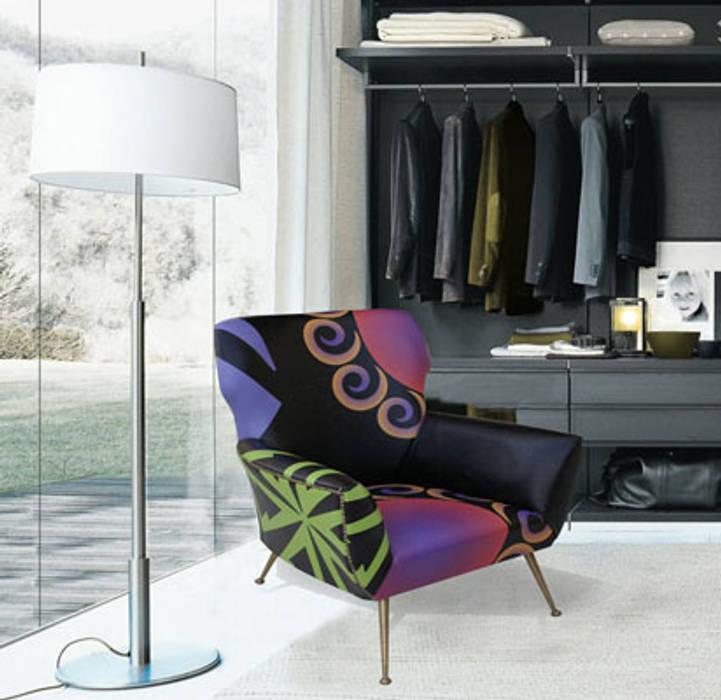 Poltroncina: camera da letto in stile di cad design   homify