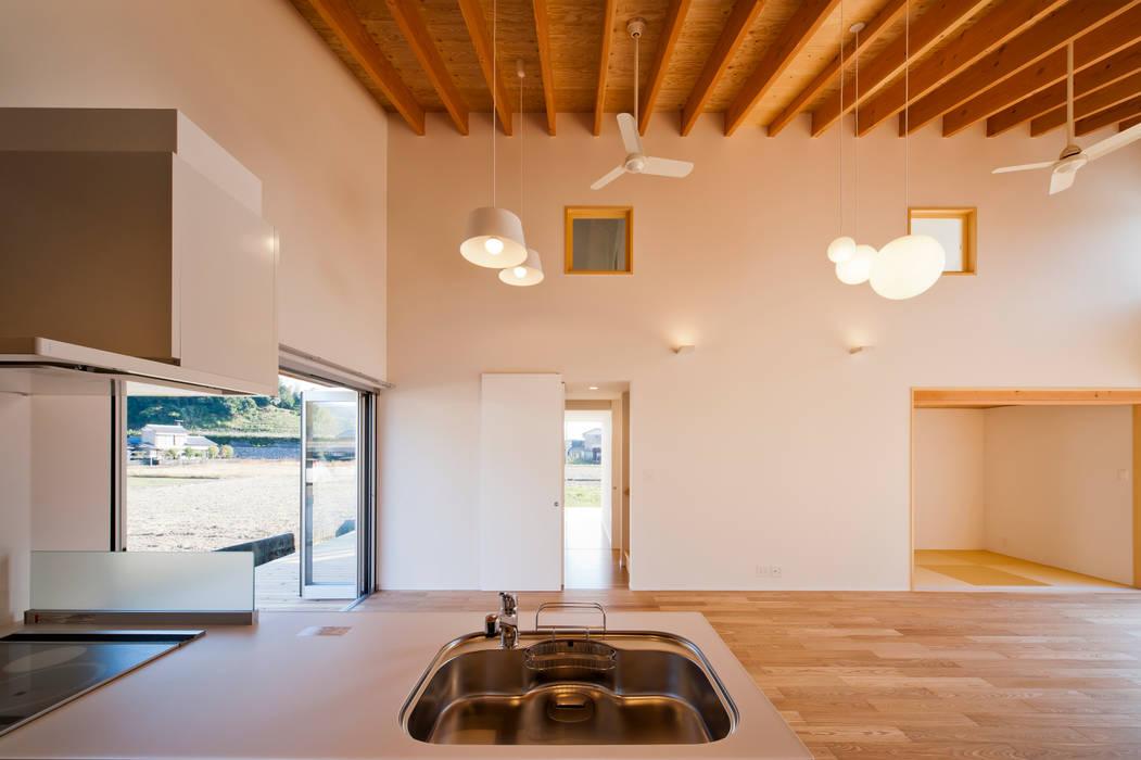 トトロ キッチン 和風の キッチン の キリコ設計事務所 和風
