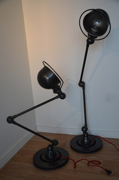 Lampe Jielde Jld Ancienne Par Hewel Mobilier Bureau De Style Par