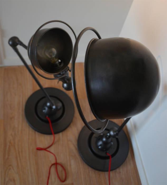 Lampe Jielde Jld Ancienne Par Hewel Mobilier Chambre De Style Par