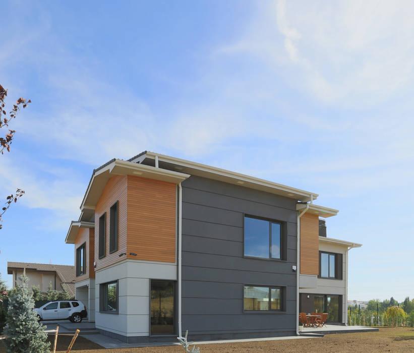 Modern Houses by Bilge Çınar Orman Ür. ltd.şti Modern