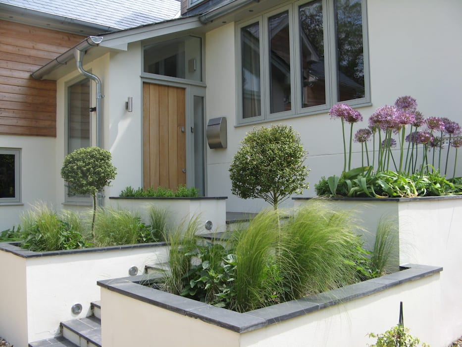 IJLA - Chic Garden Modern Garden by IJLA Modern
